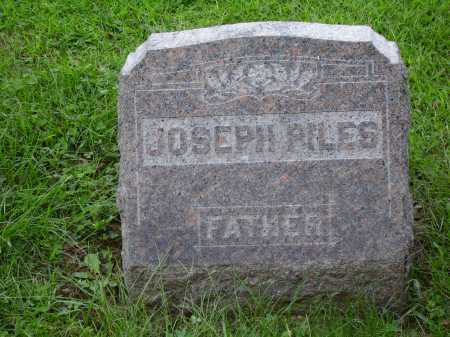 PILES, JOSEPH - Meigs County, Ohio | JOSEPH PILES - Ohio Gravestone Photos