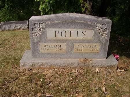 POTTS, WILLIAM - Meigs County, Ohio | WILLIAM POTTS - Ohio Gravestone Photos