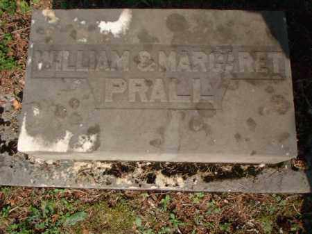 PRALL, MARGARET - Meigs County, Ohio | MARGARET PRALL - Ohio Gravestone Photos