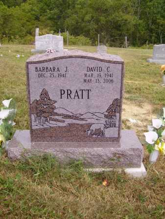 PRATT, DAVID C. - Meigs County, Ohio | DAVID C. PRATT - Ohio Gravestone Photos