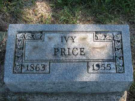 PRICE, IVY - Meigs County, Ohio | IVY PRICE - Ohio Gravestone Photos