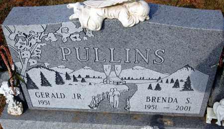 PULLINS, GERALD - Meigs County, Ohio | GERALD PULLINS - Ohio Gravestone Photos