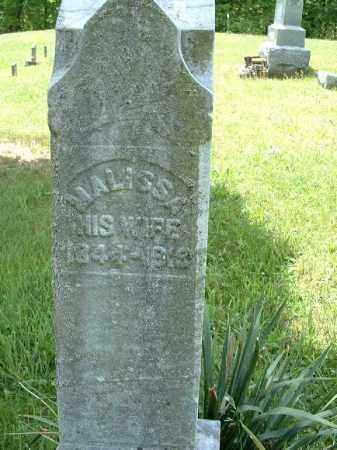 PULLINS, MALISSA - Meigs County, Ohio | MALISSA PULLINS - Ohio Gravestone Photos