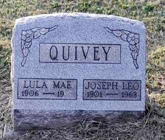 QUIVEY, LULA MAE - Meigs County, Ohio | LULA MAE QUIVEY - Ohio Gravestone Photos