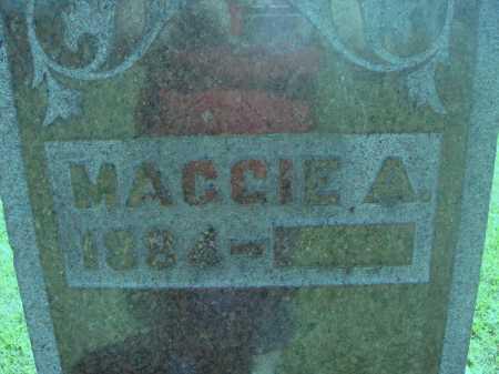 RADEKIN, MAGGIE - Meigs County, Ohio   MAGGIE RADEKIN - Ohio Gravestone Photos
