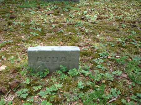 RADFORD, ADDA - Meigs County, Ohio | ADDA RADFORD - Ohio Gravestone Photos