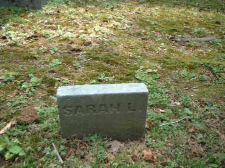 RADFORD, SARAH L. - Meigs County, Ohio | SARAH L. RADFORD - Ohio Gravestone Photos