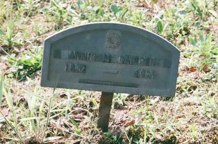 RAIRDEN, ANNA M. - Meigs County, Ohio | ANNA M. RAIRDEN - Ohio Gravestone Photos