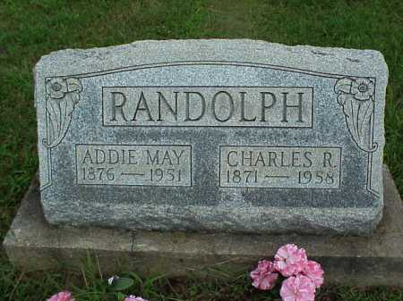 BUCK RANDOLPH, ADDIE MAY - Meigs County, Ohio | ADDIE MAY BUCK RANDOLPH - Ohio Gravestone Photos