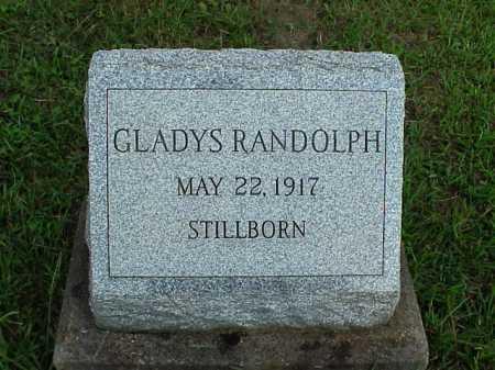 RANDOLPH, GLADYS - Meigs County, Ohio | GLADYS RANDOLPH - Ohio Gravestone Photos
