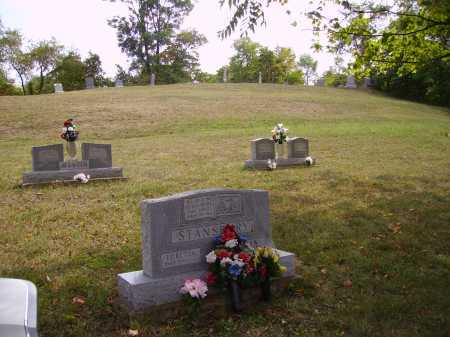RAWLINGS, CEMETERY - OVERVIEW 1 - Meigs County, Ohio | CEMETERY - OVERVIEW 1 RAWLINGS - Ohio Gravestone Photos
