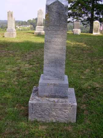 RAWLINGS, LYDIA A. - Meigs County, Ohio | LYDIA A. RAWLINGS - Ohio Gravestone Photos