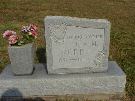 RATHBURN REED, LELA M. - Meigs County, Ohio | LELA M. RATHBURN REED - Ohio Gravestone Photos
