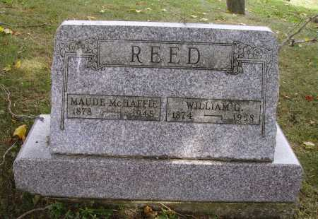 MCHAFFIE REED, MAUDE - Meigs County, Ohio | MAUDE MCHAFFIE REED - Ohio Gravestone Photos