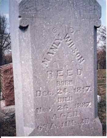 REED, MANLY - Meigs County, Ohio | MANLY REED - Ohio Gravestone Photos