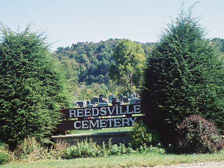 REEDSVILLE, CEMETERY - Meigs County, Ohio | CEMETERY REEDSVILLE - Ohio Gravestone Photos