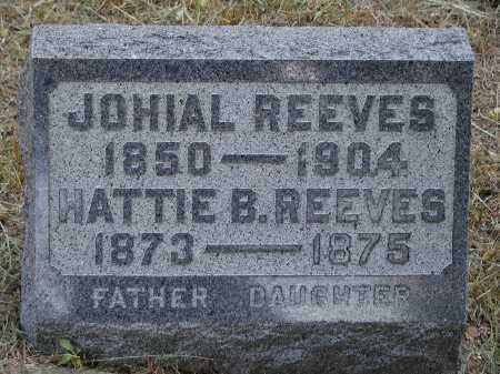 REEVES, HATTIE B. - Meigs County, Ohio | HATTIE B. REEVES - Ohio Gravestone Photos