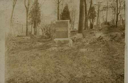 REUTER, FAMILY - Meigs County, Ohio   FAMILY REUTER - Ohio Gravestone Photos