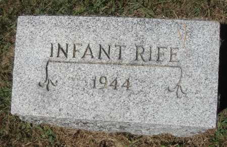 RIFE, INFANT - Meigs County, Ohio   INFANT RIFE - Ohio Gravestone Photos