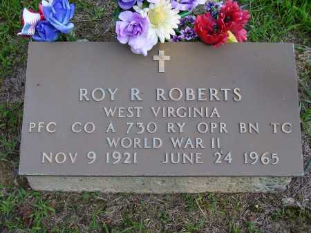 ROBERTS, ROY R. - Meigs County, Ohio | ROY R. ROBERTS - Ohio Gravestone Photos