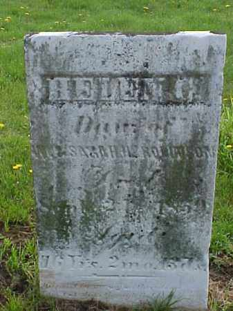 ROBINSON, HELEN C. - Meigs County, Ohio | HELEN C. ROBINSON - Ohio Gravestone Photos