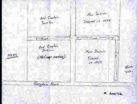 ROCKSPRINGS, CEMETERY MAP - Meigs County, Ohio | CEMETERY MAP ROCKSPRINGS - Ohio Gravestone Photos