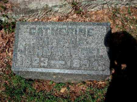 ROEDEL, CATHERINE - Meigs County, Ohio | CATHERINE ROEDEL - Ohio Gravestone Photos