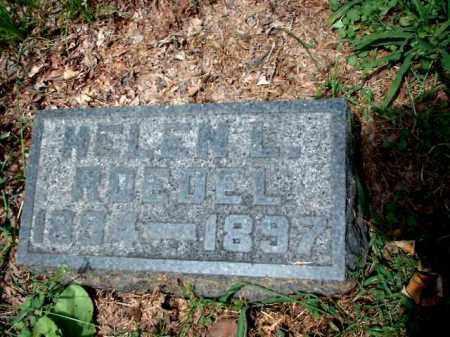 ROEDEL, HELEN L. - Meigs County, Ohio | HELEN L. ROEDEL - Ohio Gravestone Photos