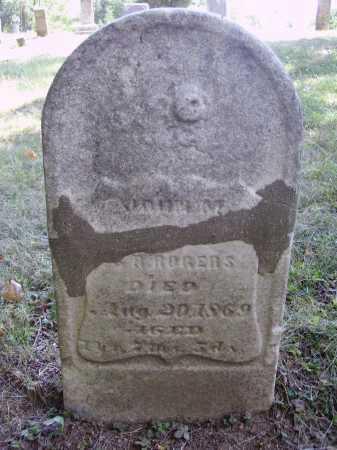 ROGERS, JOHN M. - Meigs County, Ohio | JOHN M. ROGERS - Ohio Gravestone Photos