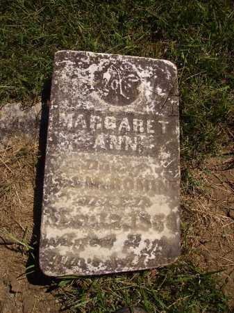 ROMINE, MARGARET ANN - Meigs County, Ohio | MARGARET ANN ROMINE - Ohio Gravestone Photos