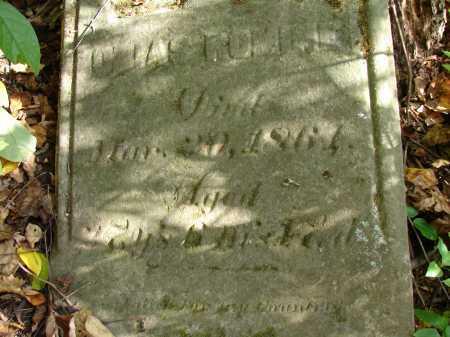 ROMINE, OZIAS - Meigs County, Ohio   OZIAS ROMINE - Ohio Gravestone Photos