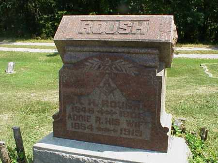 ROUSH, AMBROSE H. - Meigs County, Ohio | AMBROSE H. ROUSH - Ohio Gravestone Photos
