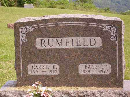 RUMFIELD, CARRIE B. - Meigs County, Ohio | CARRIE B. RUMFIELD - Ohio Gravestone Photos