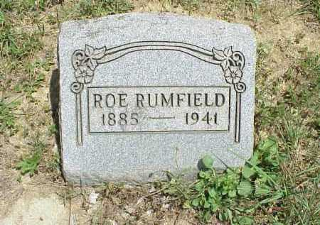 "RUMFIELD, JETHROE ""ROE"" - Meigs County, Ohio 