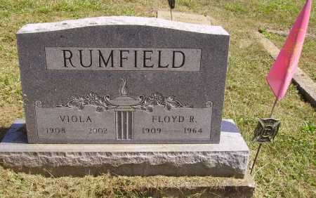 RUMFIELD, FLOYD - Meigs County, Ohio | FLOYD RUMFIELD - Ohio Gravestone Photos