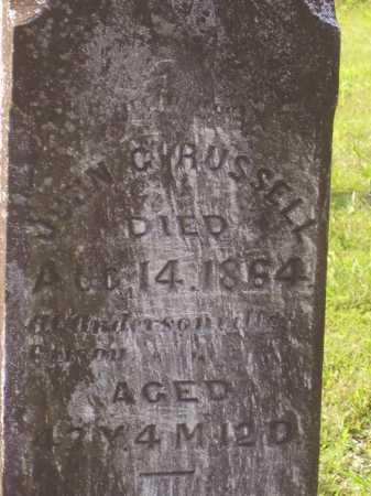 RUSSELL, JOHN G. - Meigs County, Ohio | JOHN G. RUSSELL - Ohio Gravestone Photos