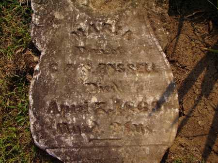 RUSSELL, MARIA - Meigs County, Ohio | MARIA RUSSELL - Ohio Gravestone Photos