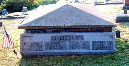 SALISBURY, MONUMENT - Meigs County, Ohio   MONUMENT SALISBURY - Ohio Gravestone Photos