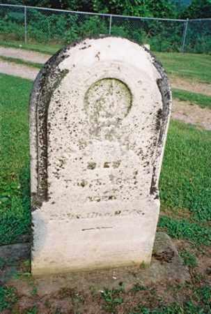 SANDERSON, JOHN - Meigs County, Ohio | JOHN SANDERSON - Ohio Gravestone Photos