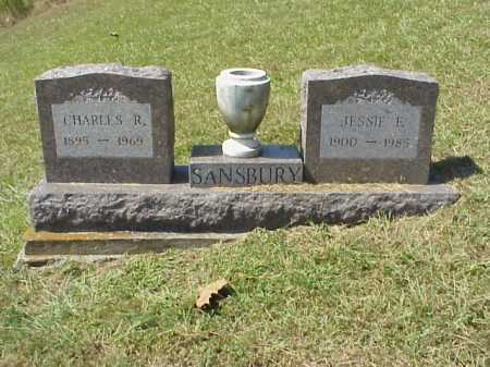 SANSBURY, JESSIE E. - Meigs County, Ohio | JESSIE E. SANSBURY - Ohio Gravestone Photos
