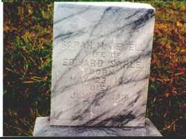 SARLE, SARAH M. - Meigs County, Ohio | SARAH M. SARLE - Ohio Gravestone Photos