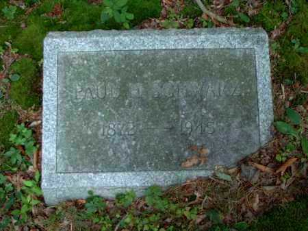 SCHWARZ [SCHWARTZ], PAUL H. - Meigs County, Ohio | PAUL H. SCHWARZ [SCHWARTZ] - Ohio Gravestone Photos