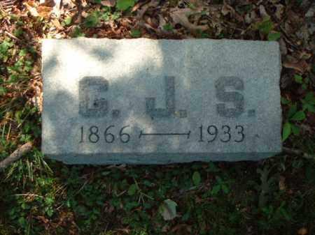 SCHLAEGEL, C.J.S. - Meigs County, Ohio | C.J.S. SCHLAEGEL - Ohio Gravestone Photos