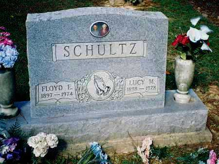 SCHULTZ, FLOYD E. - Meigs County, Ohio | FLOYD E. SCHULTZ - Ohio Gravestone Photos
