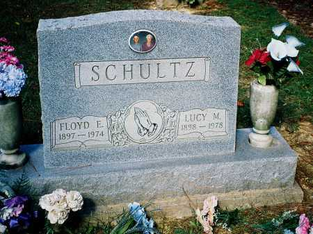 ROCKHOLD SCHULTZ, LUCY M. - Meigs County, Ohio | LUCY M. ROCKHOLD SCHULTZ - Ohio Gravestone Photos