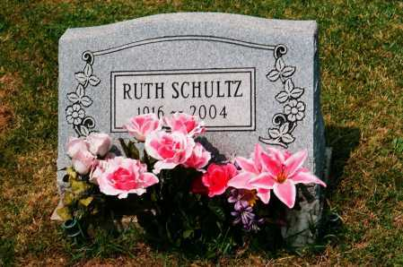 SCHULTZ, RUTH - Meigs County, Ohio | RUTH SCHULTZ - Ohio Gravestone Photos