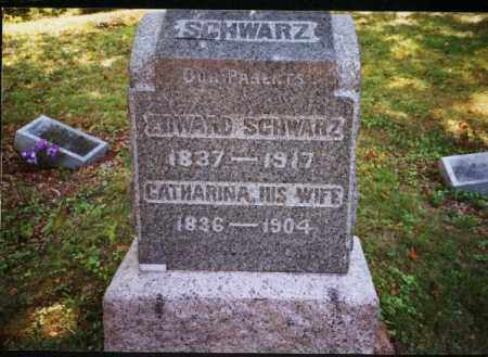 SCHWARZ, EDWARD - Meigs County, Ohio | EDWARD SCHWARZ - Ohio Gravestone Photos
