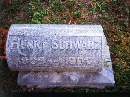 SCHWARZ, HENRY - Meigs County, Ohio | HENRY SCHWARZ - Ohio Gravestone Photos