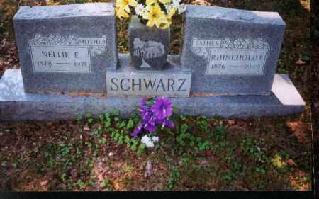 SCHWARZ, NELLIE E. - Meigs County, Ohio | NELLIE E. SCHWARZ - Ohio Gravestone Photos