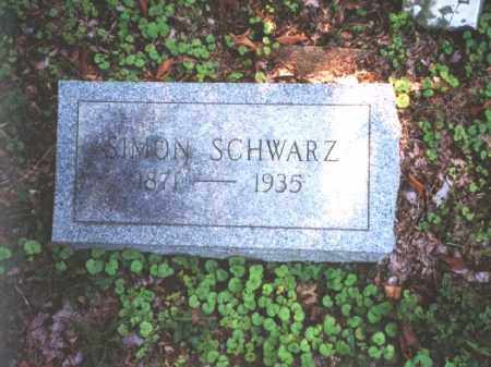 SCHWARZ, SIMON - Meigs County, Ohio | SIMON SCHWARZ - Ohio Gravestone Photos